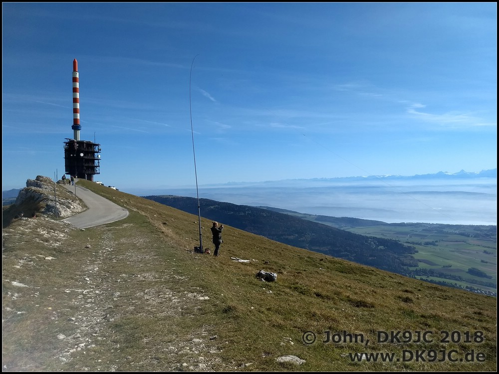 SOTA HB/BE-104 Chasseral