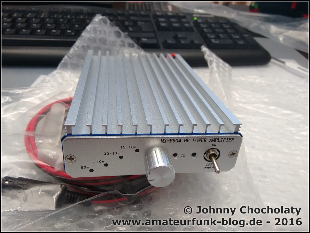 MX-P50M HF Power Amplifier für FT-817