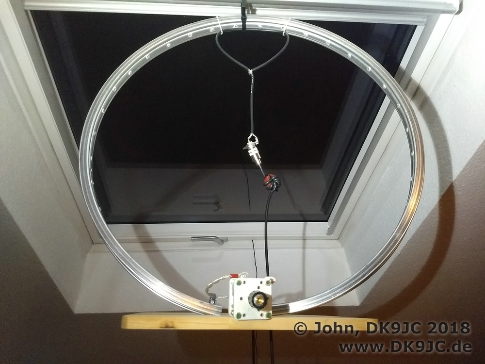 "26"" bicycle rim magloop"