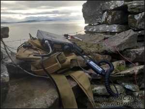 SOTA: EI/IS-127 Carhoo Hill