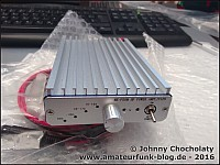 MX-P50M HF Power Amplifier